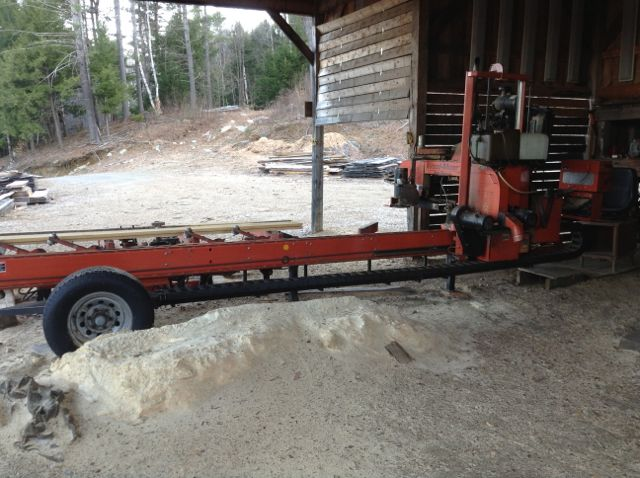 Woodmizer for sale on craigslist